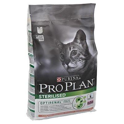 Корм для кошек Pro Plan лосось (3кг)