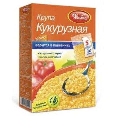 Крупа Кукурузная Увелка 5пак*80гр (2шт)