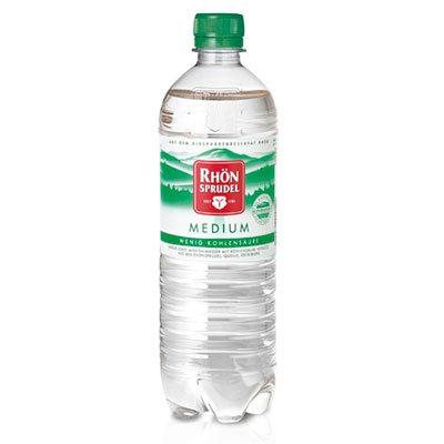 Rhon Sprudel Medium 0,75л слабо/газ пэт (6шт)