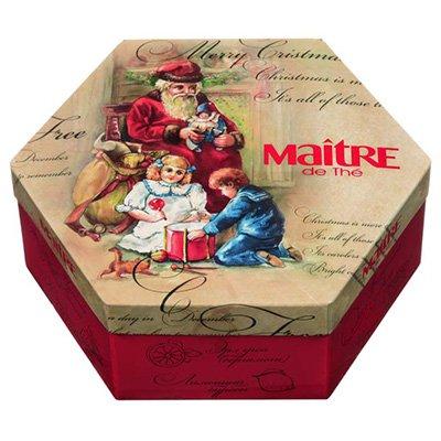Чай Maitre Дед Мороз и дети 120гр