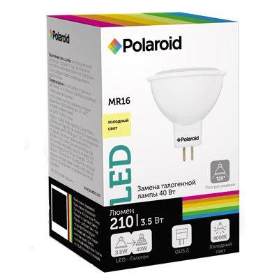 Светодиодная лампа Polaroid PL16-3.54