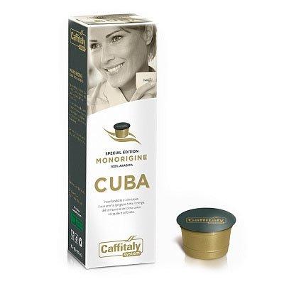 Кофе в капсулах Ecaffe Cuba (10шт)