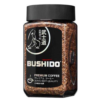 Кофе сублимированный Bushido премиум 100 гр