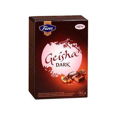 Конфеты GEISHA Dark 150 гр.