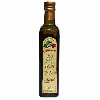 Масло Pietre оливковое нерафинированное холодного отжима 100% 0,5 л