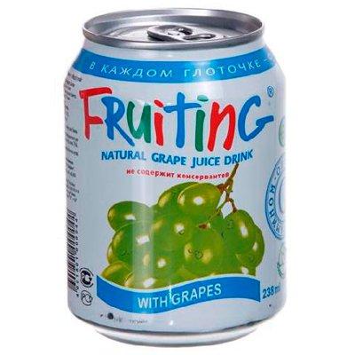 Фрутинг виноград 0,238л (24шт.)