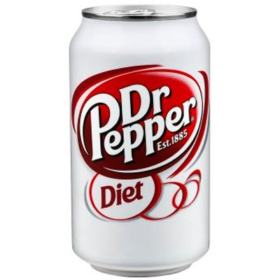 Dr Pepper / Доктор Пеппер Diet 0,355 (США) ж/б (12шт)