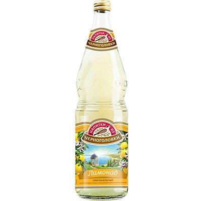Черноголовка Лимонад 1,0л ст (6шт)