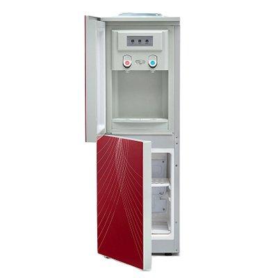 Кулер AEL LC-602B red (холодильник 12л.)