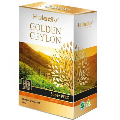Heladiv golden ceylon Super Peko 100 гр