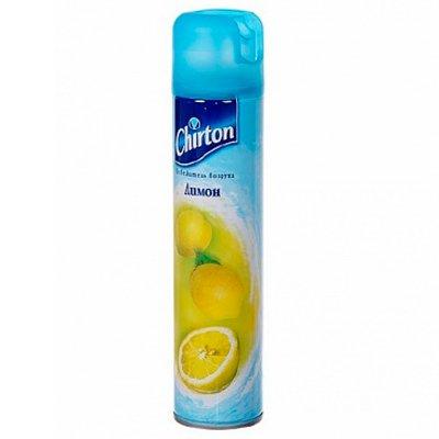 """Освежитель воздуха """"Chirton"""" лимон 300мл. (2шт.)"""