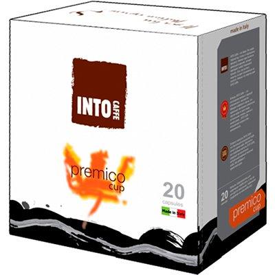 Кофе в капсулах Into Caffe Premico (20шт.)