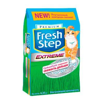 Наполнитель для кошек Fresh Step 6,3л