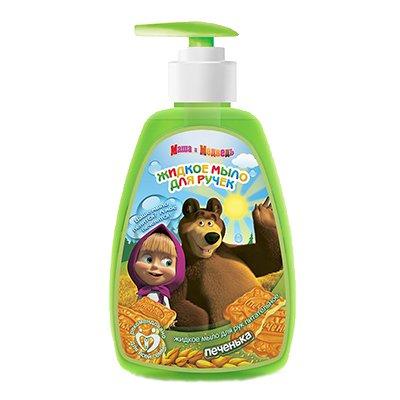 Жидкое мыло для ручек Маша и Медведь печенька 290мл