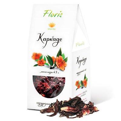 Чайный напиток Floris Каркаде 45гр