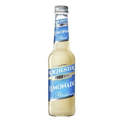 Безалкогольный газированный напиток Rochester Premium Lemonade Presse (275 мл)