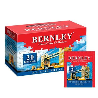 Чай Bernley English Breakfast (20пак.)