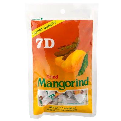 Фруктовые конфеты Мангоринд 7D 90гр