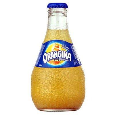 Оранжина 0,25л ст (20шт)