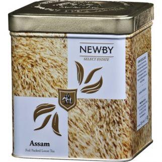 Newby / Ньюби Сафари Ассам ж/б (125гр)