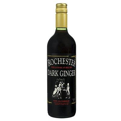 Безалкогольный напиток Темный Имбирь Rochester Dark Ginger (725 мл)