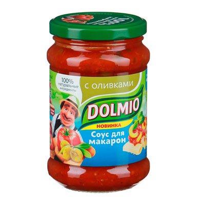 Соус Dolmio с оливками 350гр (1шт)