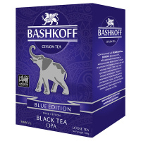 Чай черный Bashkoff Tea Blue Edition OPA 100 гр