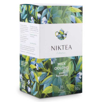 Чай Niktea Milk Oolong зеленый 25 пак