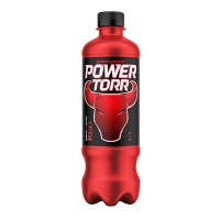 Энергетик Power Torr Red 0.5 литра, пэт, 12шт. в уп.