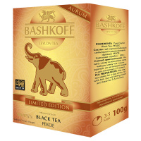 Чай черный Bashkoff Tea Limited Edition PEKOE 100 гр