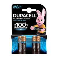 Батарейки Duracell Ultra Power  AAA 4 шт