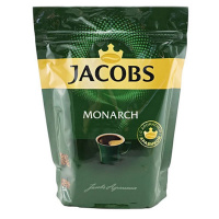 Кофе Jacobs Monarch / Якобс Монарх растворимый м/у 130 гр