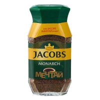 Jacobs Monarch / Якобс Монарх растворимый ст. (95гр)