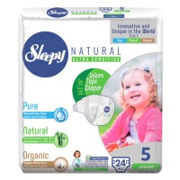 Подгузники Sleepy Natural Junior 11-18кг 24шт