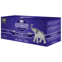 Чай черный Bashkoff Tea Blue Edition 25 пак
