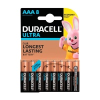 Батарейки серия AAA Duracell Ultra Power 8 шт