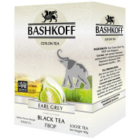 Чай черный Bashkoff Tea Earl Grey Edition FBOP 100 гр