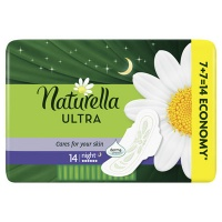 Прокладки Naturella night 6 капель 14шт (1шт)