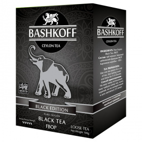 Чай черный Bashkoff Tea Black Edition FBOP 100 гр