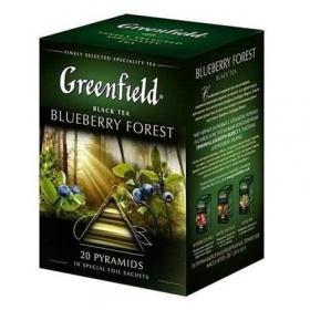 Greenfield / Гринфилд Blueberry Forest 20 пир