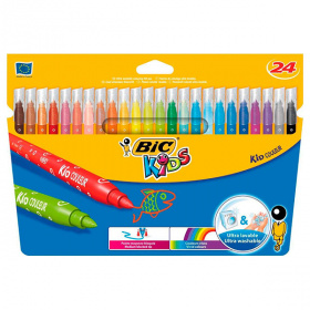 Фломастеры Bic Kid Colour 750 24 цвета